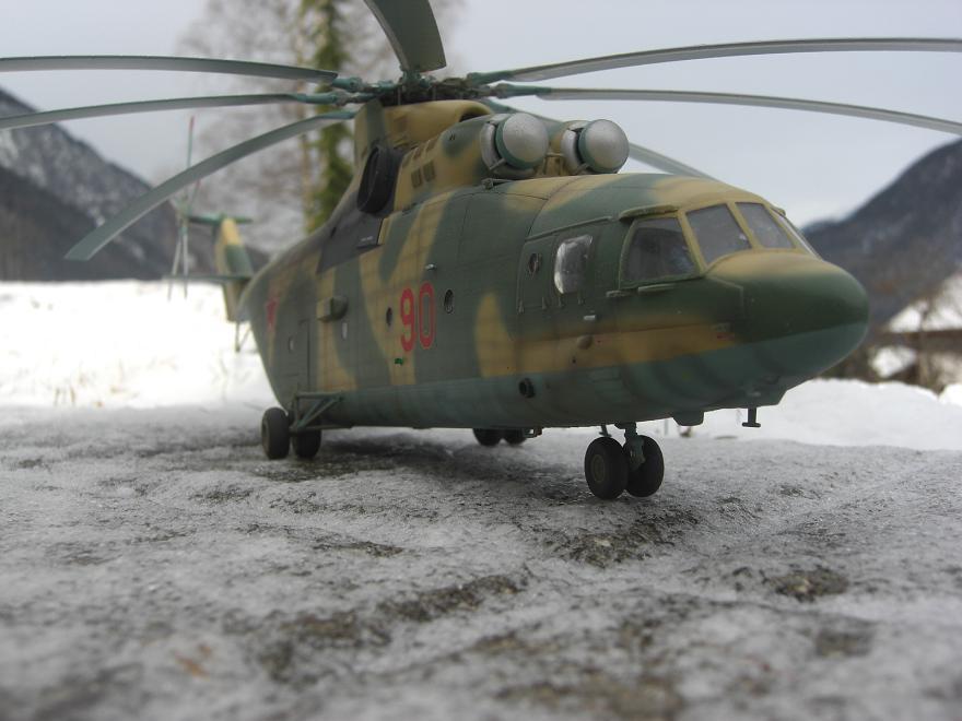 Mi-26 Mi-26012zk3w