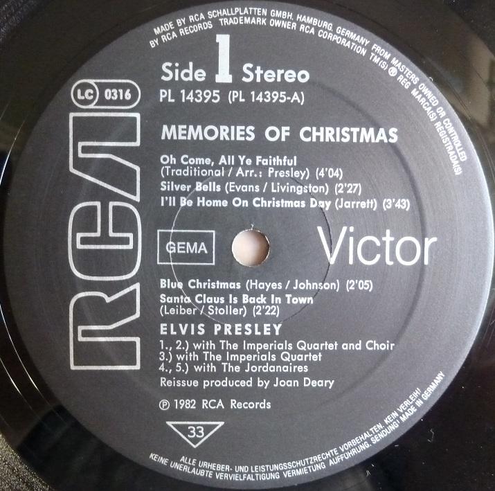 MEMORIES OF CHRISTMAS Mocside1dtuby