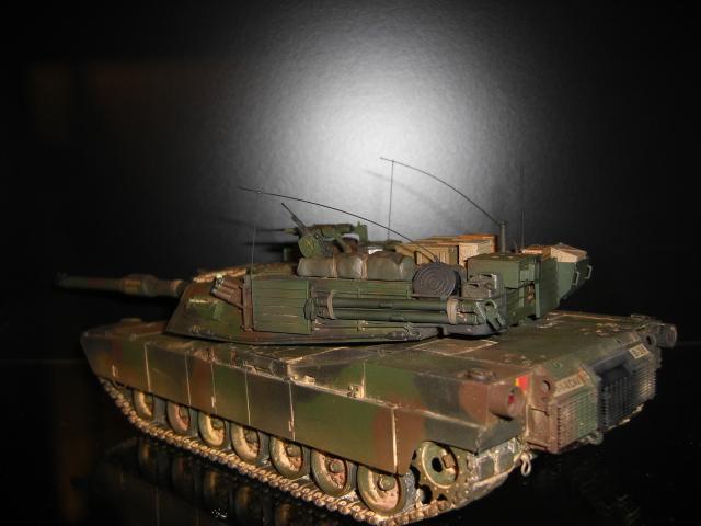 M1A1 AIM & M1A2 SEP Modellbau002n5jk