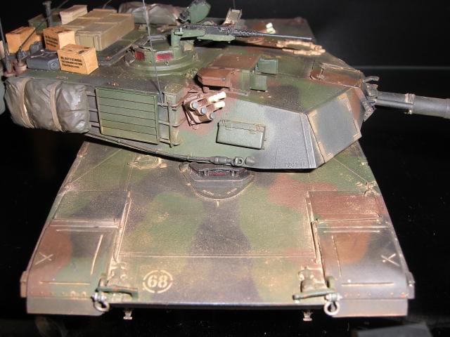M1A1 AIM & M1A2 SEP Modellbau005a8sy