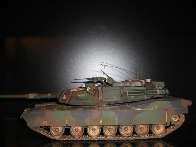M1A1 AIM & M1A2 SEP Modellbau010d4dz