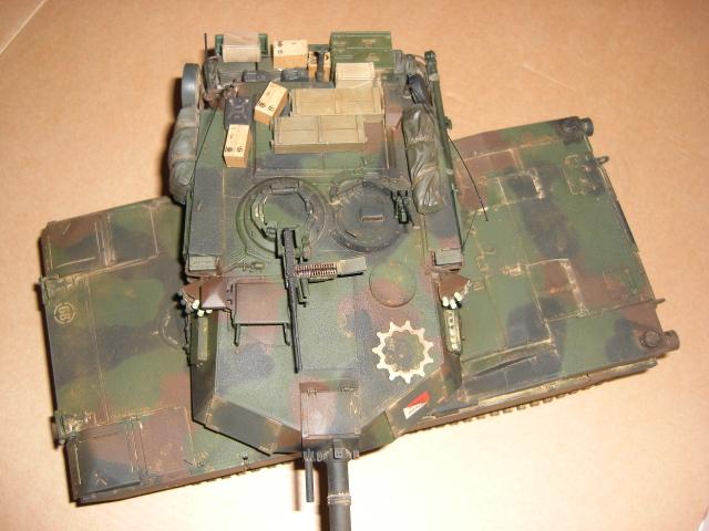 M1A1 AIM & M1A2 SEP Modellbau016wdiq