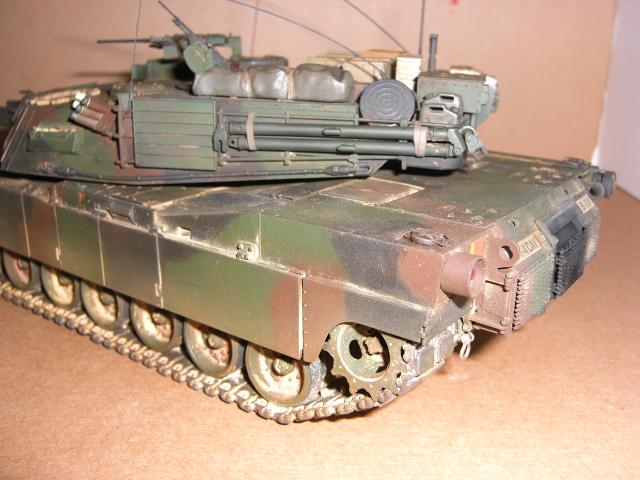 M1A1 AIM & M1A2 SEP Modellbau01766jx
