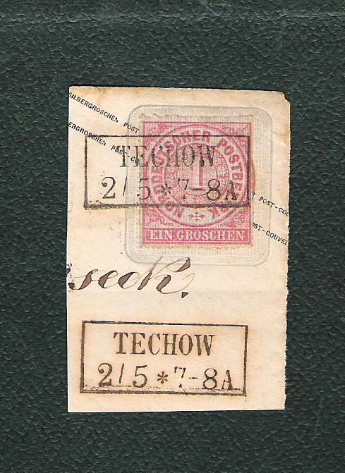 Norddeutscher Postbezirk Ndb2tckac