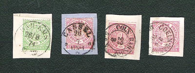 Norddeutscher Postbezirk Ndb37ej9t