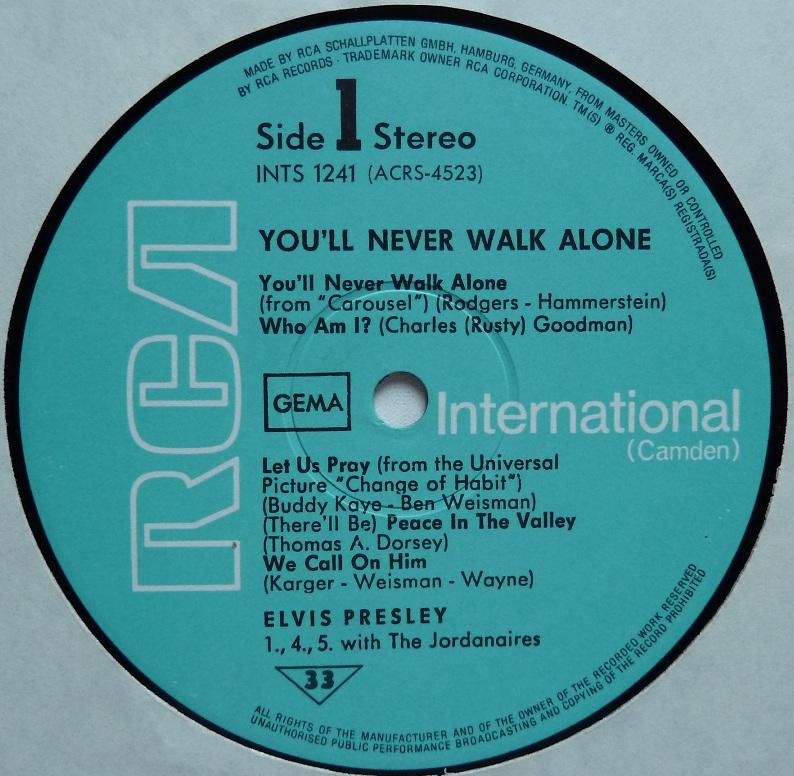 YOU`LL NEVER WALK ALONE Neverwalkalone71side16wk5s