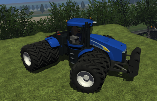 New Holland T9040 Monster  Nh2evv