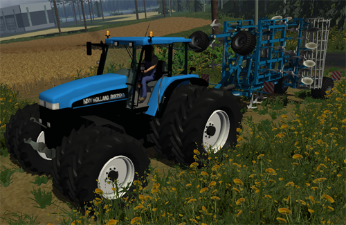 New Holland 8970A Nh8970aqok8