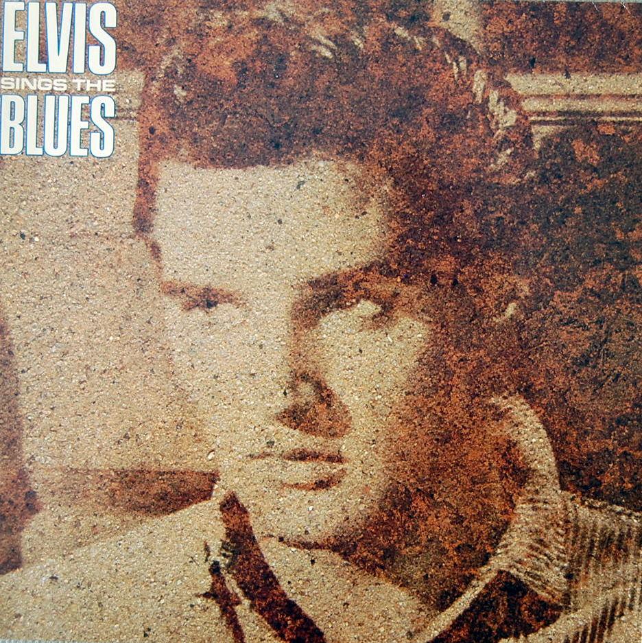 ELVIS SINGS THE BLUES Nl-89169-15wjfz