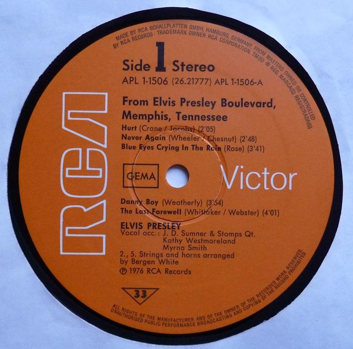 RCA LP-Label-Spiegel der Bundesrepublik Deutschland O5b4uvn