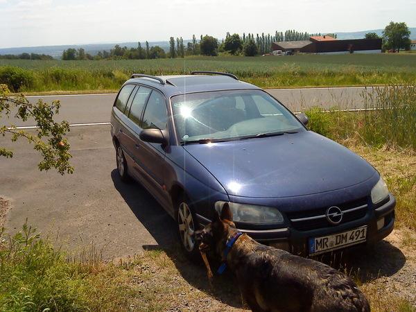 Omega 2.0 16V Umbau Opel1qm6m