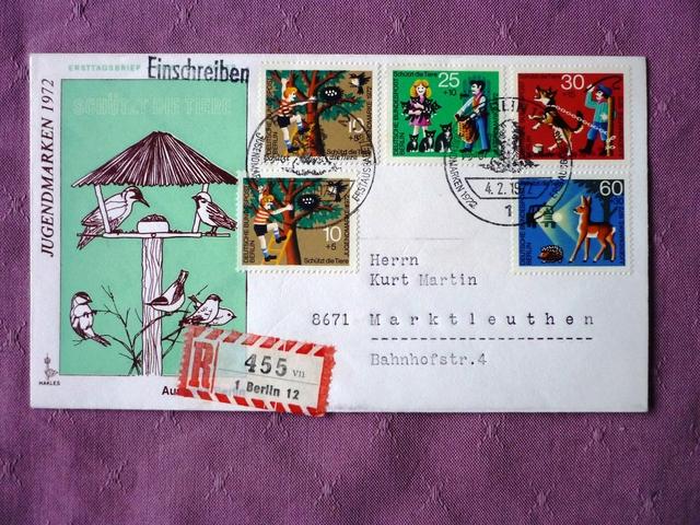 1945 - Hallo Leute, biete Ersttagsbriefe , suche Deutschland bis 1945 P10106251fkul