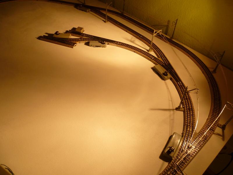 Märklin Nostalgieanlage im Bau P10300034dzxw