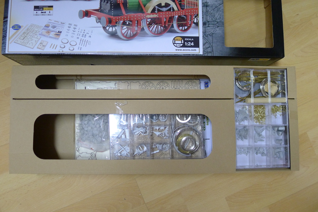 Baubericht, Lokomotive ADLER P1030144c4b00