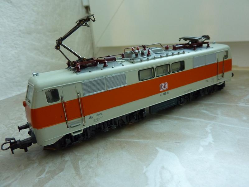Märklin 3155 111 136-8 Umbau auf Lichtwechsel (in Vorbereitung) P1050097podu