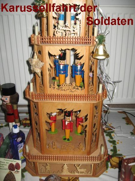 Weihnachtspyramide P10xnz1f