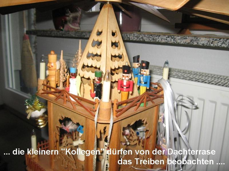 Weihnachtspyramide P11drard