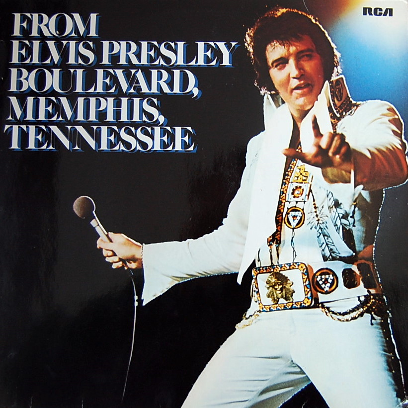 FROM ELVIS PRESLEY BOULEVARD, MEMPHIS, TENNESSEE Pl-89266-1lmup7