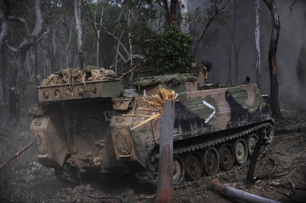 armée australienne Predatorstrike04f6l6u