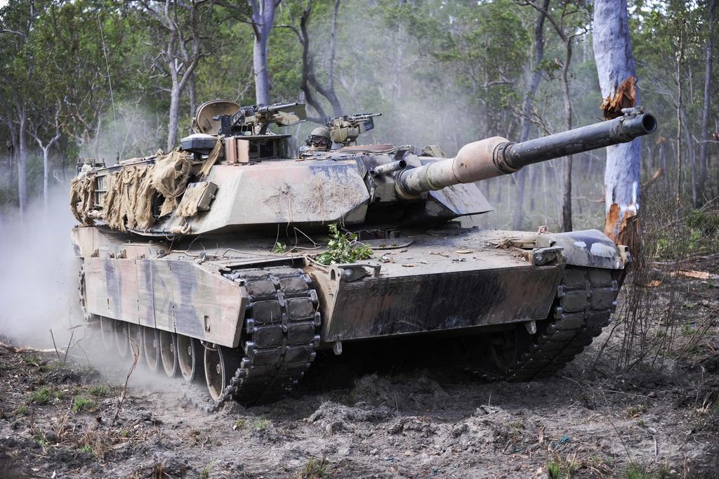 armée australienne Predatorstrike0641zwq