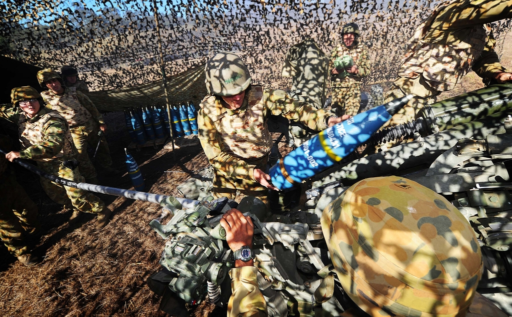 armée australienne Predatorstrike09xaa56