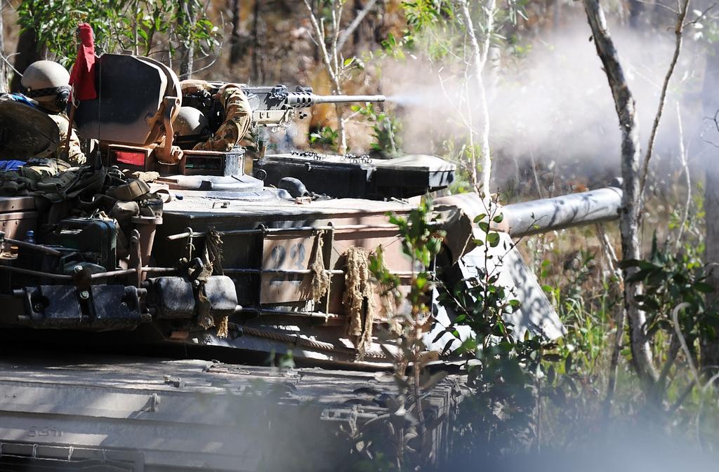 armée australienne Predatorstrike1553ztc