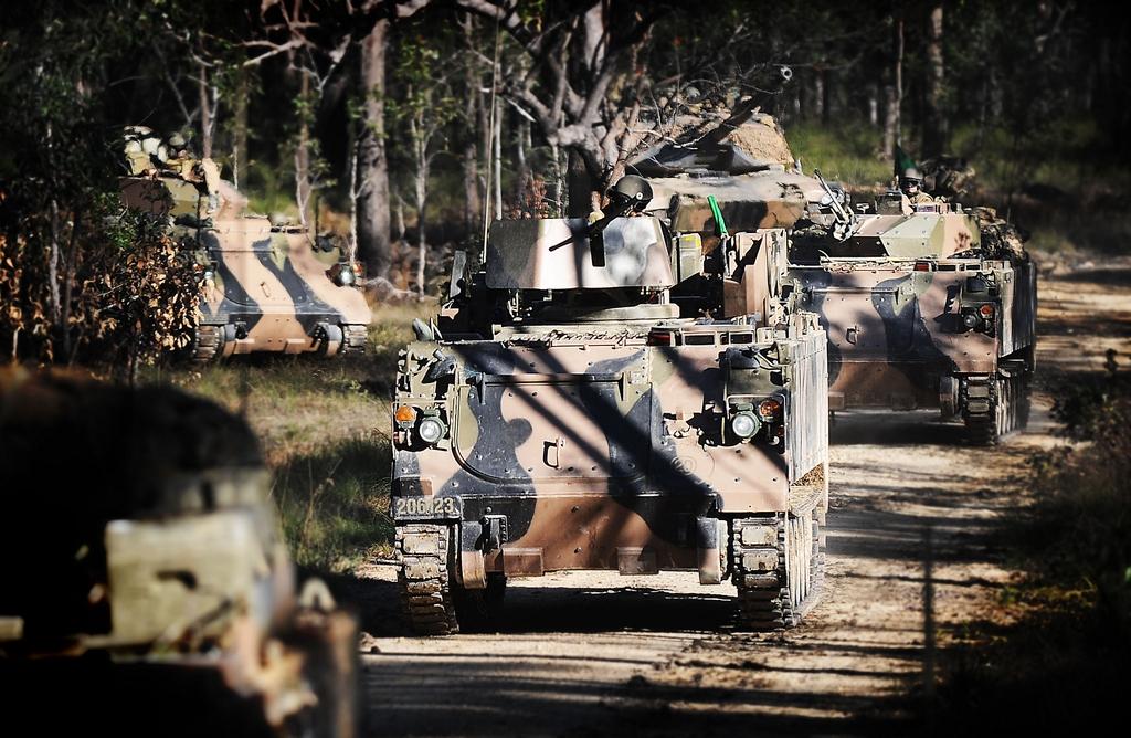 armée australienne Predatorstrike17k8vbw
