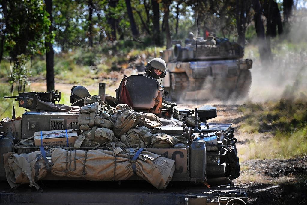 armée australienne Predatorstrike18kp4sw
