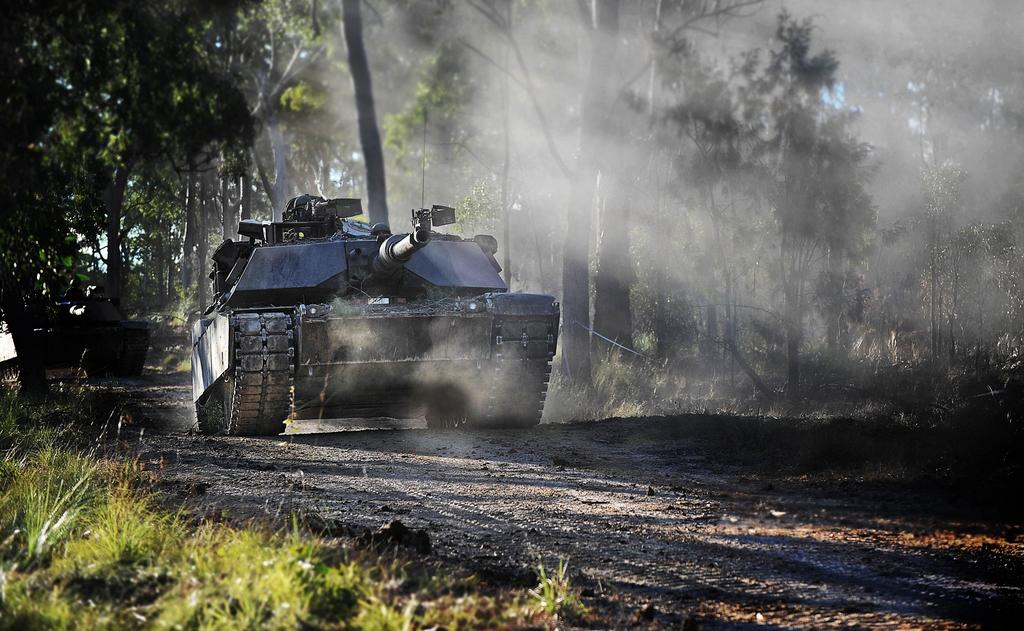 armée australienne Predatorstrike19t40u1