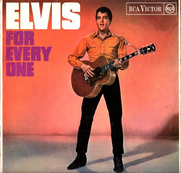 ELVIS FOR EVERYONE Rd-7752-3t8uid