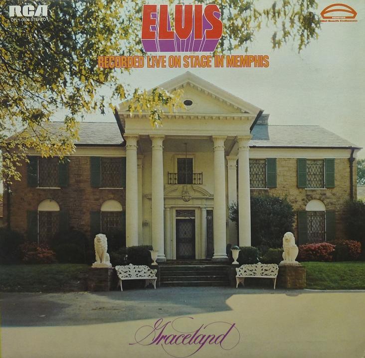 ELVIS RECORDED LIVE ON STAGE IN MEMPHIS Recordedliveonstage74ojxmt