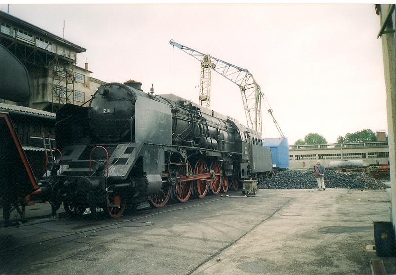 Museumsbahn Ampfelwang - Timmelkan im August 2006 Scannen00026ofjc