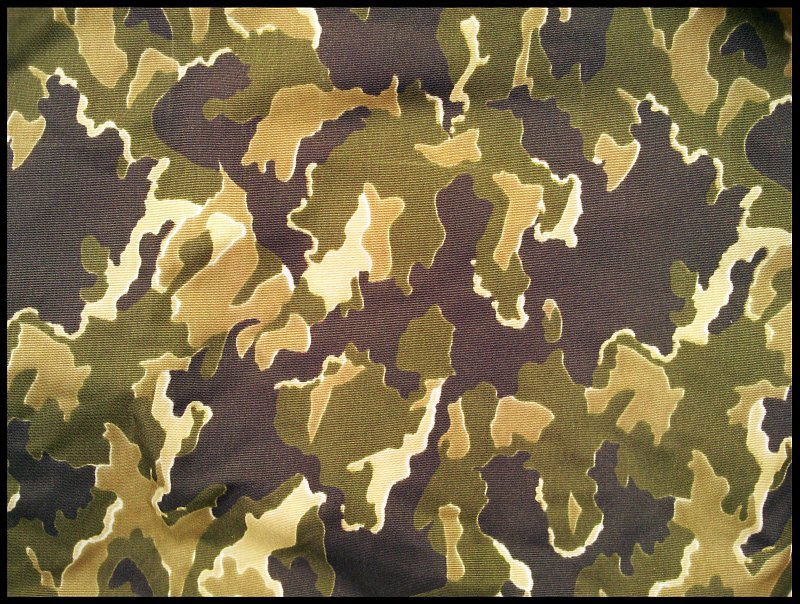 What is your absolute favoite camoflage patterns? Smk.618u2l