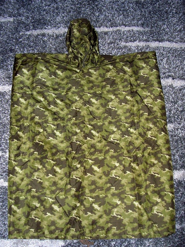 "Russian ""SMK' camouflage Smkrainponchonc42"