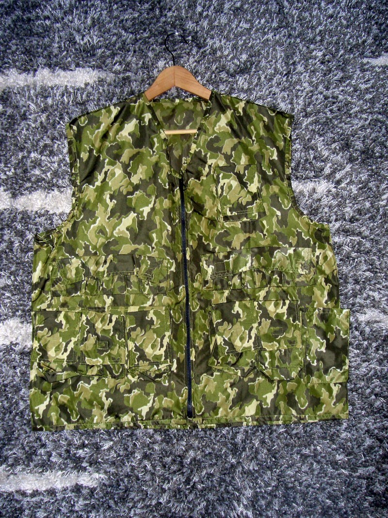 """Russian """"SMK' camouflage Smkvest9pfv"""
