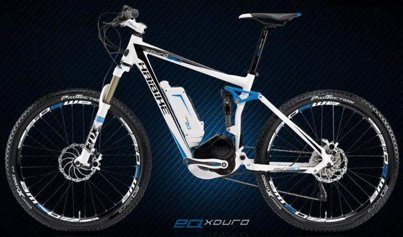 Haibike °eQ Xduro FS RX° E-Bike Elektro-Fahrrad Pedelec Bosch Rh 56 Snap2re5r