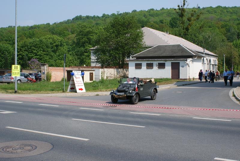 Besuch von Wehrmachtsfahrzeugen. Tim1224i5lh4