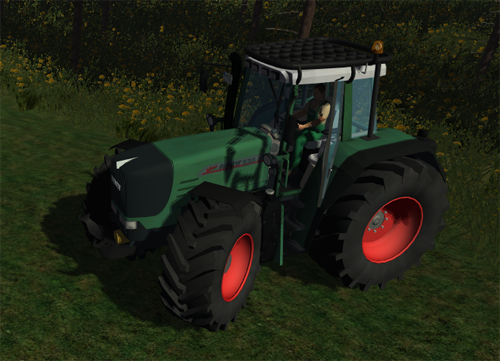 Fendt 930 TMS Forest (AP) Tmsly6m
