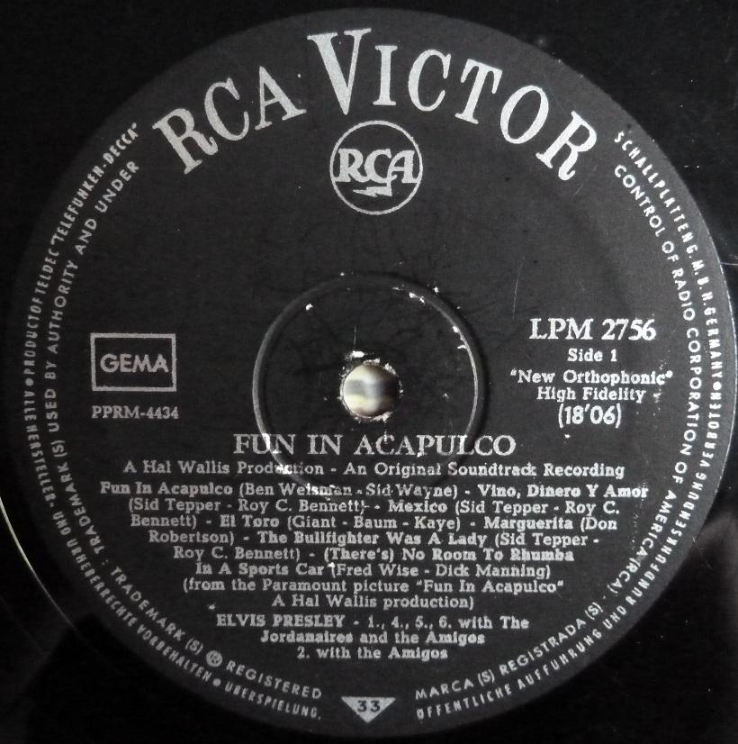 RCA LP-Label-Spiegel der Bundesrepublik Deutschland V1monox6zn9
