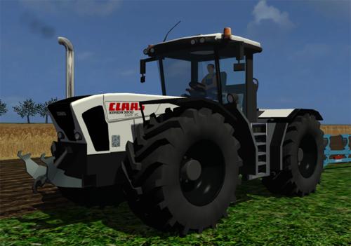 CLAAS Xerion 3800 VC Trac (Helmut CLAAS Edition) Whupaa