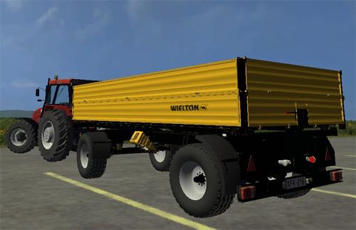 Wielton Agro 10T Wielton10hkp3