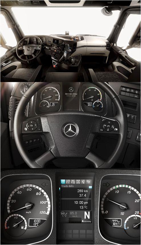 Mercedes Benz Antos - Eine neue Zwischenklasse Wlgxp8vhjwrni