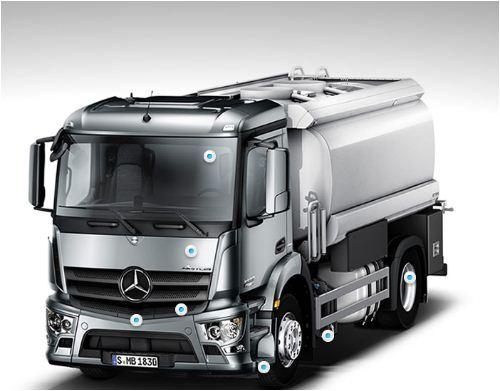 Mercedes Benz Antos - Eine neue Zwischenklasse Wlgxp8vhptopc