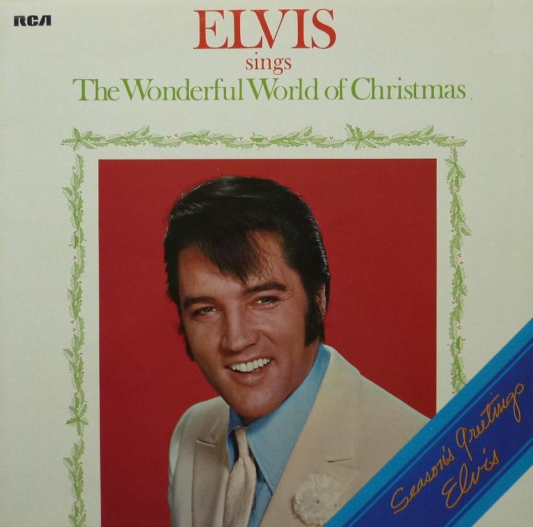 ELVIS SINGS THE WONDERFUL WORLD OF CHRISTMAS Wonderfulworldofchrisg7r0y