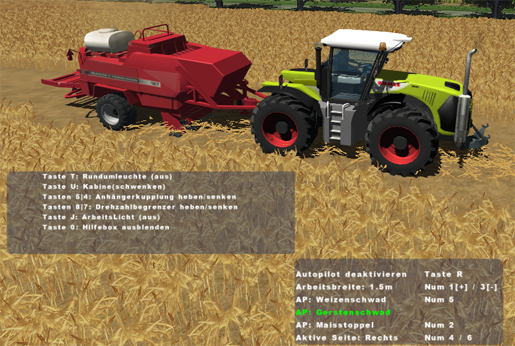 CLAAS Xerion 5000 Xerion5000htd2