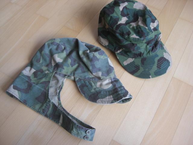 Uruguayan camouflage Y035m34v