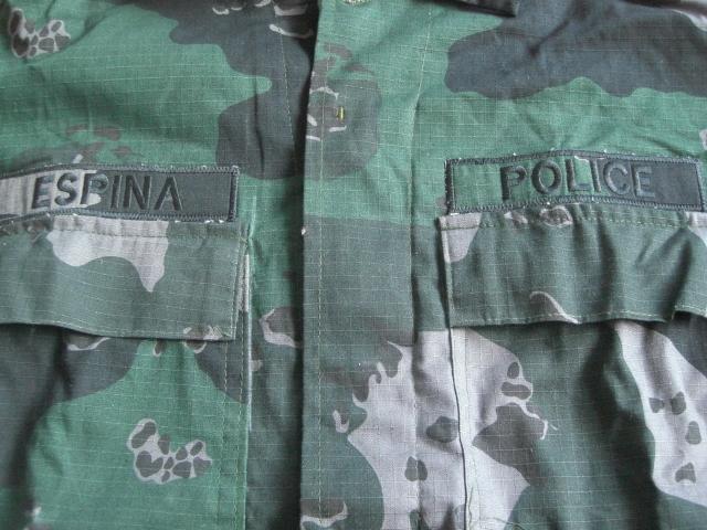 Police camo Y038r2w9