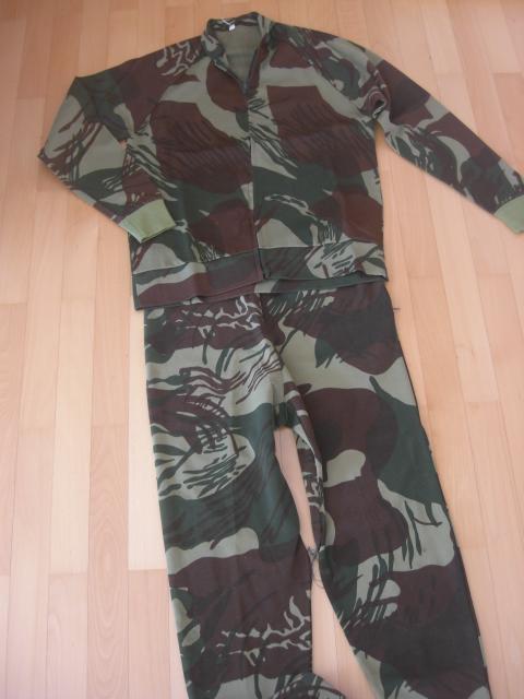 Rhodesian track suit Yd0214sjb
