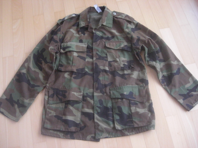 WOODLAND CAMOUFLAGE uniform Yf014nyh8
