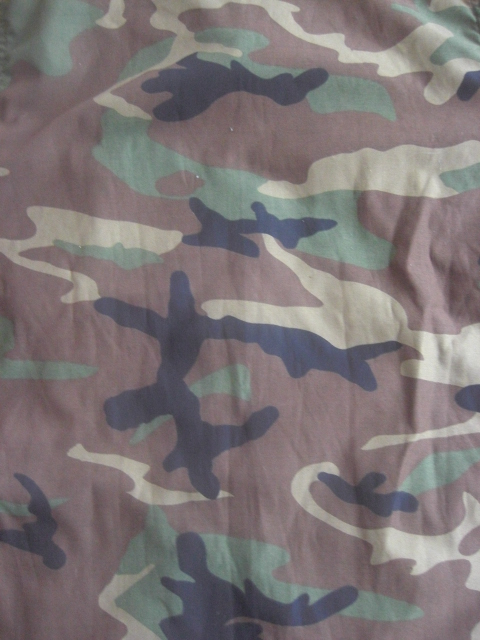 WOODLAND CAMOUFLAGE uniform Yf015ixv8